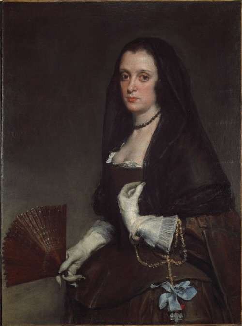 The Lady with a Fan