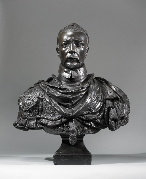 Bust of Charles IX